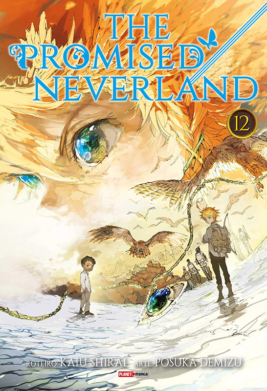 The Promised Neverland # 12