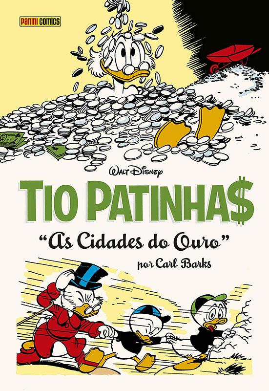 Tio Patinhas por Carl Barks - As cidades do ouro