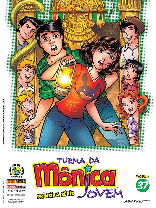 Turma da Mônica Jovem - Primeira Série # 37