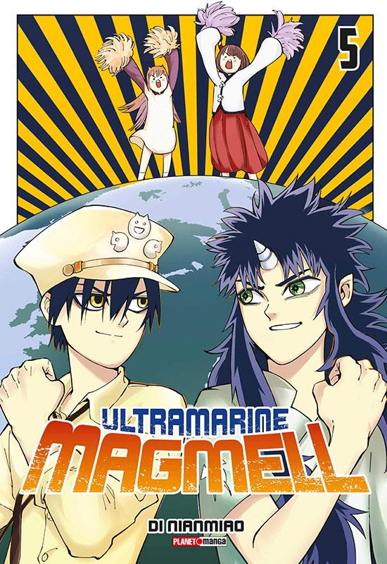 Ultramarine Magmell # 5