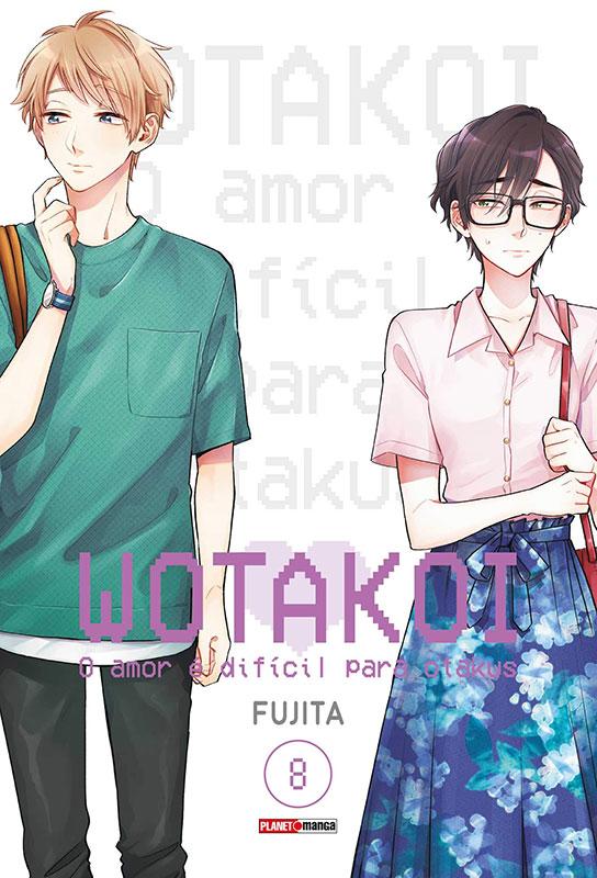 Wotakoi - O amor é difícil para otakus # 8