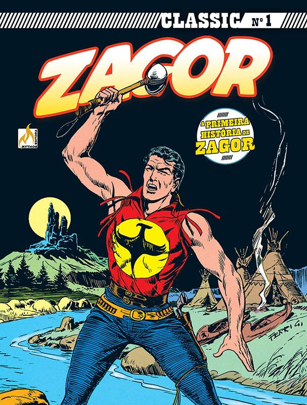 Zagor Classic # 1