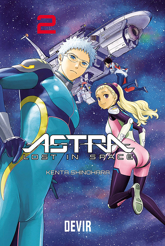 Astra - Lost in Space - Volume 2