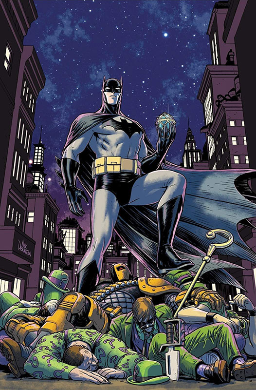 Batman Universo - Volume 1
