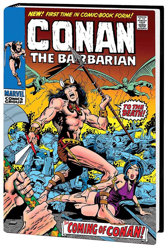 Conan, O Bárbaro - A Era Marvel - Volume 1