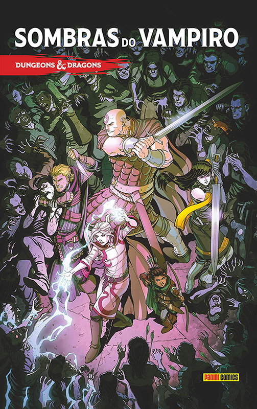 Dungeons & Dragons - Volume 2 - Sombras do Vampiro