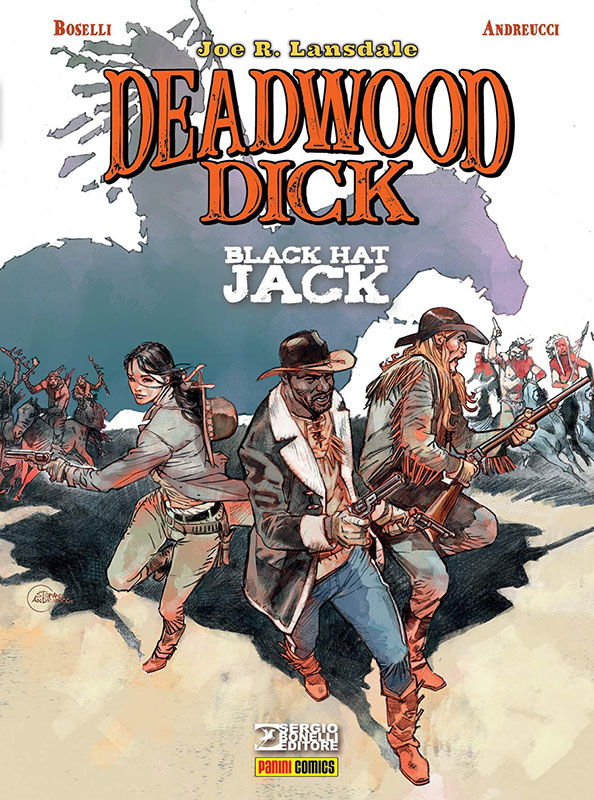 Deadwood Dick - Volume 3 - Black Hat Jack