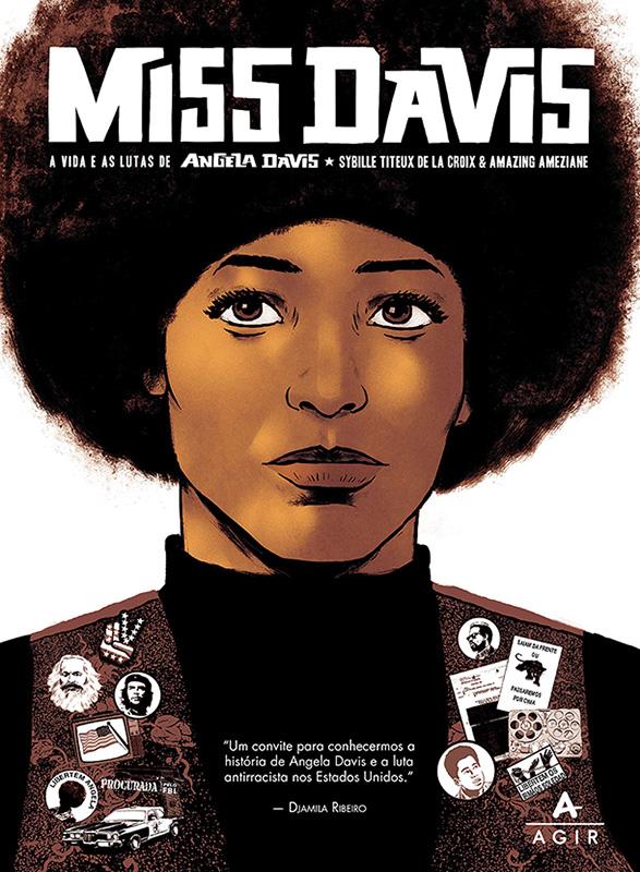 Miss Davis - A vida e as lutas de Angela Davis