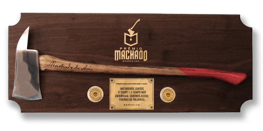Troféu do Prêmio Machado