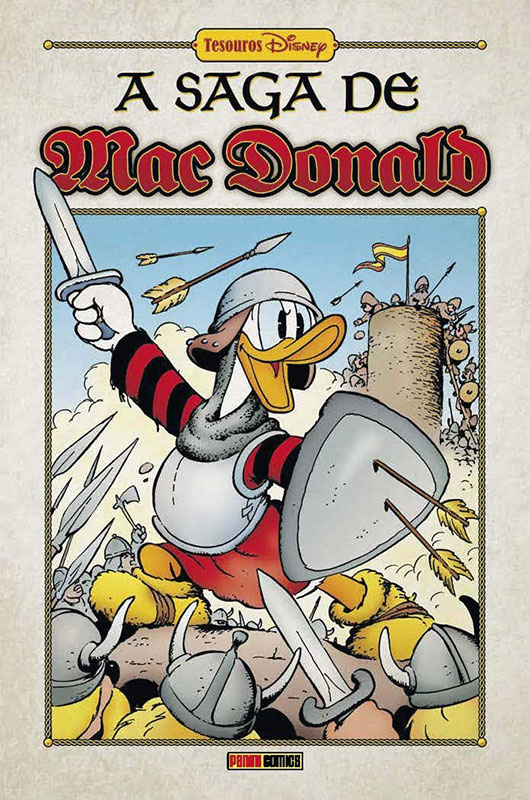 A saga de Mac Donald