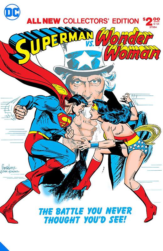 Superman vs. Mulher-Maravilha
