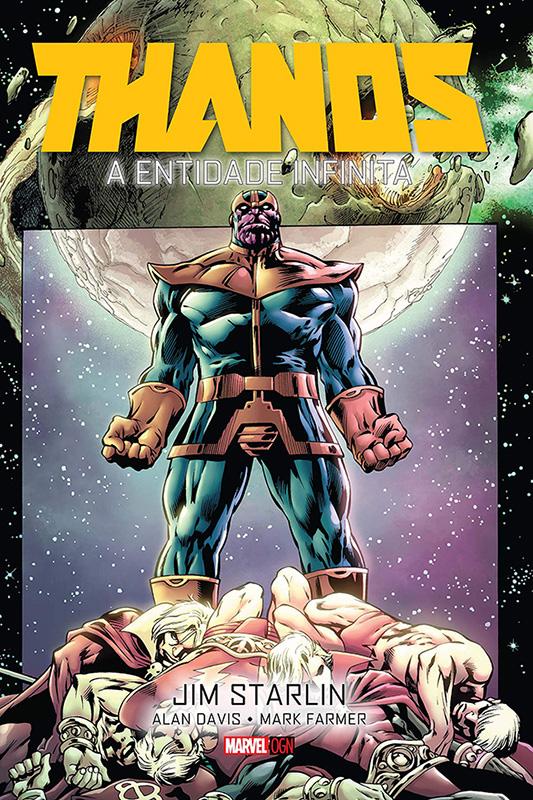 Thanos - A Entidade Infinita