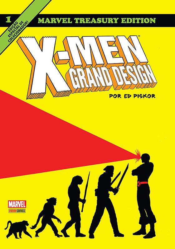 X-Men - Grand Design - Volume 1