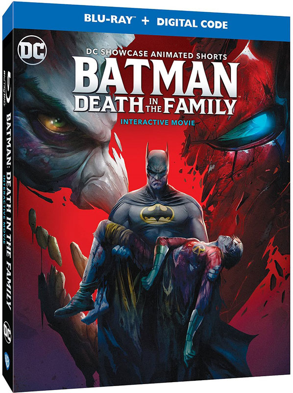 DC Showcase animated shorts: Batman - Death in the Family