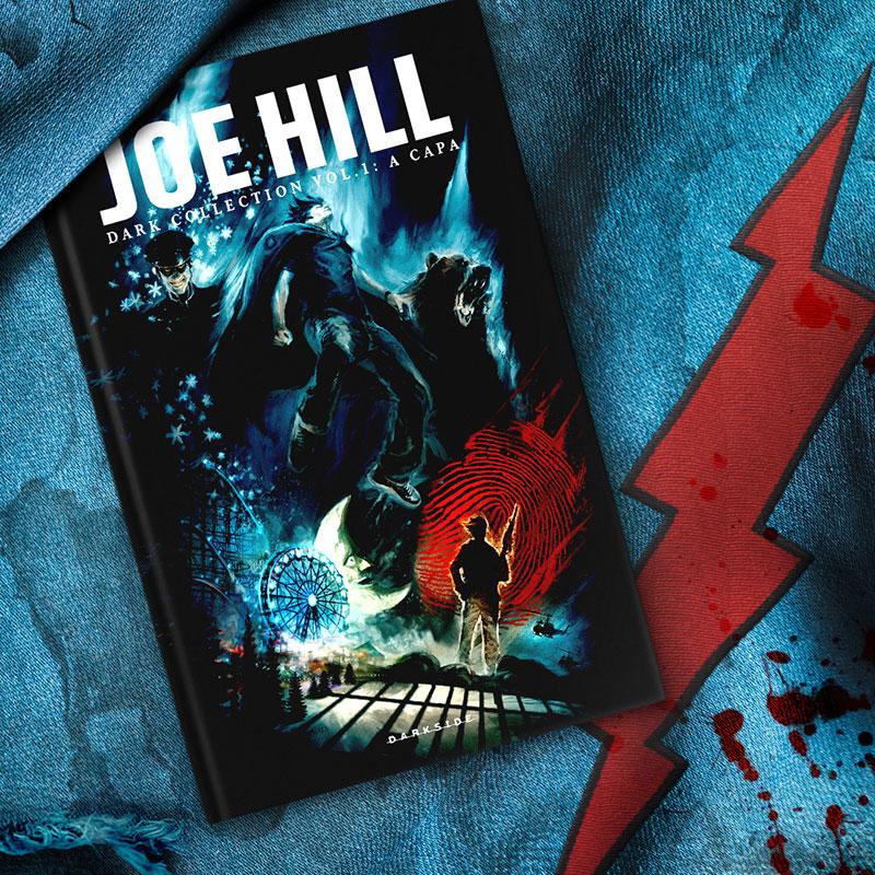 Joe Hill Dark Collection - Volume 1 - A Capa