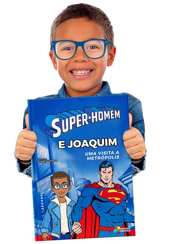 Super-Homem - Uma visita a Metrópolis