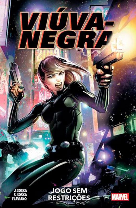 Viúva-Negra - Volume 1 - Jogo sem restrições