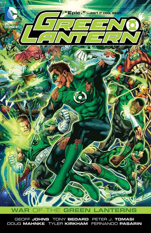 War of the Green Lanterns