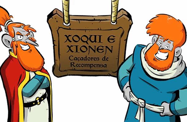 Xoqui & Xionen - Caçadores de Recompensa