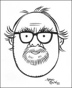 Auto-retrato de Flavio Colin