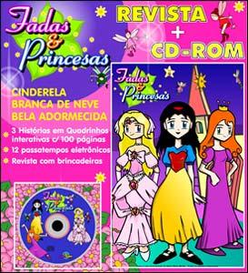 Fadas & Princesas