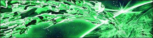 JLA Secret Origins: Green lantern