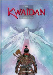 Kwaidan 1 - O Espírito do Lago