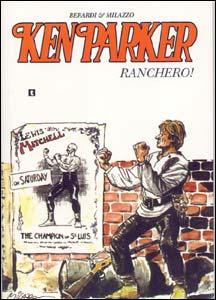Ken Parker #14, da Tendência