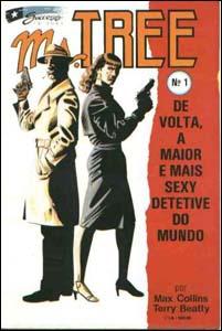 Edição brasileira de Ms. Tree