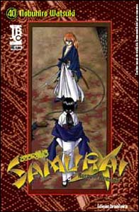 Samurai X #40