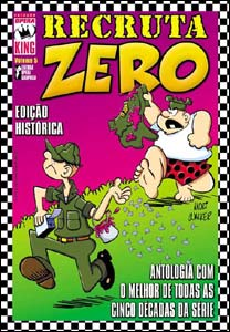 Recruta Zero, coleção Opera King #5