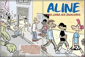 Aline: vida longa aos bagaceiros