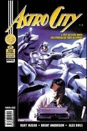 Astro City #1, Pandora Books