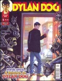 Dylan Dog #1, Mythos Editora