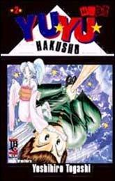 Yu Yu Hakuso #2, Editora JBC