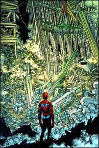 Página de Amazing Spider-man #36