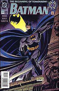 Mike Manley já desenhou o Batman, para a DC