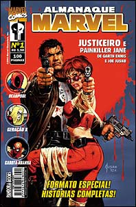 Almanaque Marvel #1