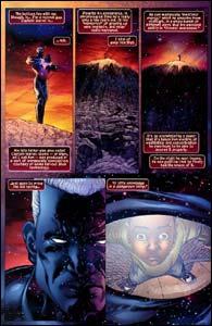 Página de Captain Marvel #1