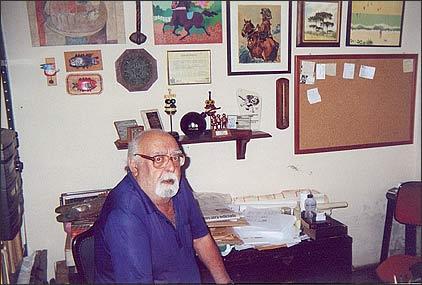 Flavio Colin e seus diversos prêmios