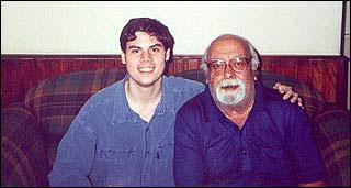 Samir e Flavio Colin
