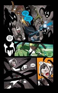 Página de Combo Rangers #1