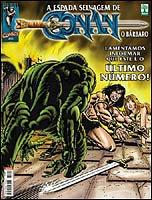 A Espada Selvagem de Conan #205