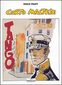 Corto Maltese - Tango, de Hugo Pratt