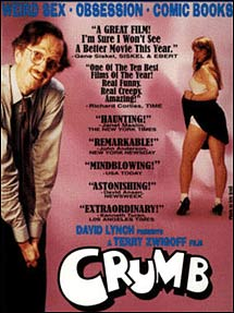 Pôster do filme Crumb
