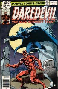Daredevil #158, o primeiro de Frank Miller