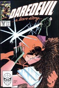 Daredevil #255, a saga de Mary Tifóide