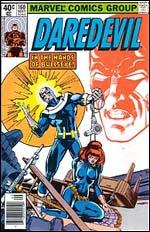 Daredevil #160