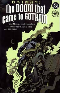 Batman: The Doom That Came to Gotham #2