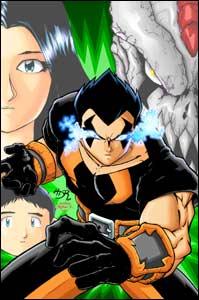 Capa de Dragon War
